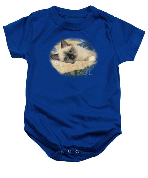 Charming Baby Onesie