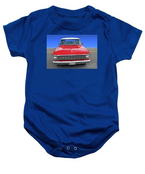 Chev Wagon Baby Onesie
