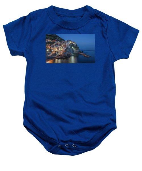Cinque Terre - Manarola Baby Onesie