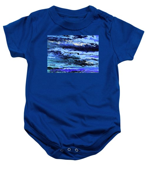 Coastal Breeze Baby Onesie
