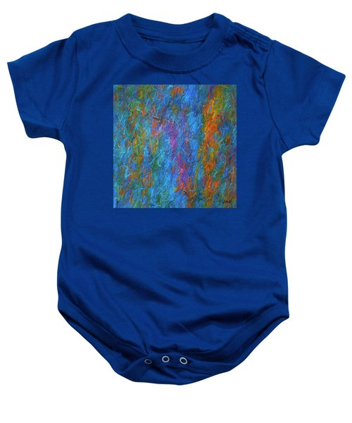 Color Abstraction Xiv Baby Onesie