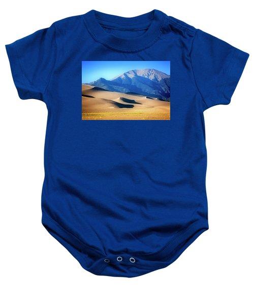 Colorado Dunes Baby Onesie