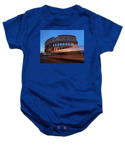 Colosseum Rush Baby Onesie