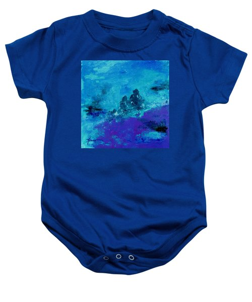 Consider The Heavens  Baby Onesie