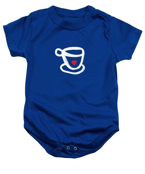 Cup Of Love- Shirt Baby Onesie