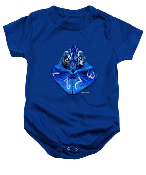 D4 Dragon T-shirt Baby Onesie