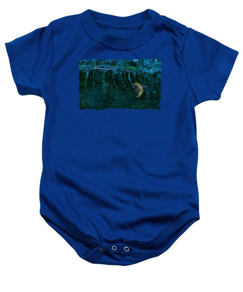 Dark Waters 2 Baby Onesie by John M Bailey