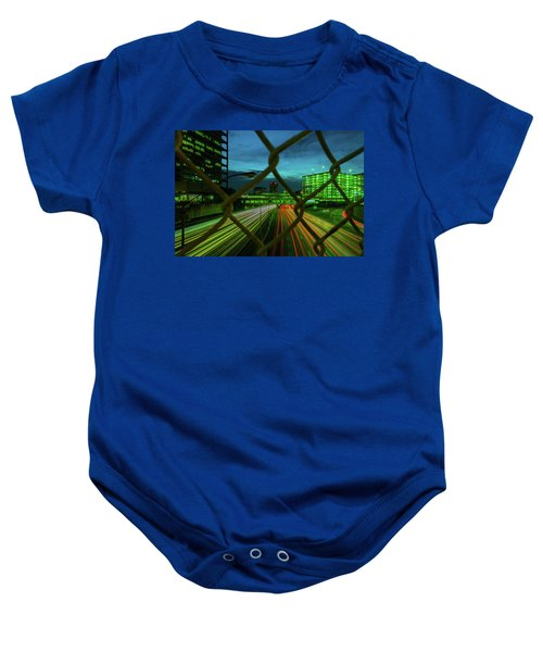 Different Is Ok Baby Onesie