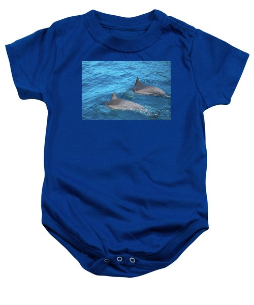 Dive On In Baby Onesie