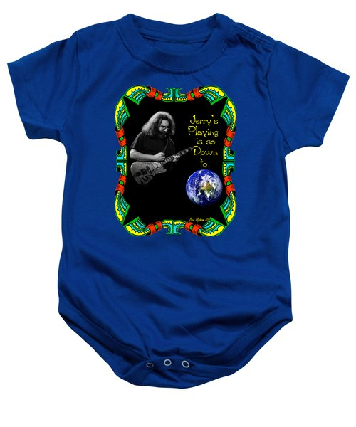 Down To Earth #1 Baby Onesie