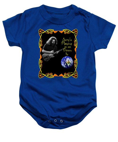Down To Earth #2 Baby Onesie