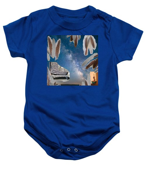 Dreaming Bench Baby Onesie