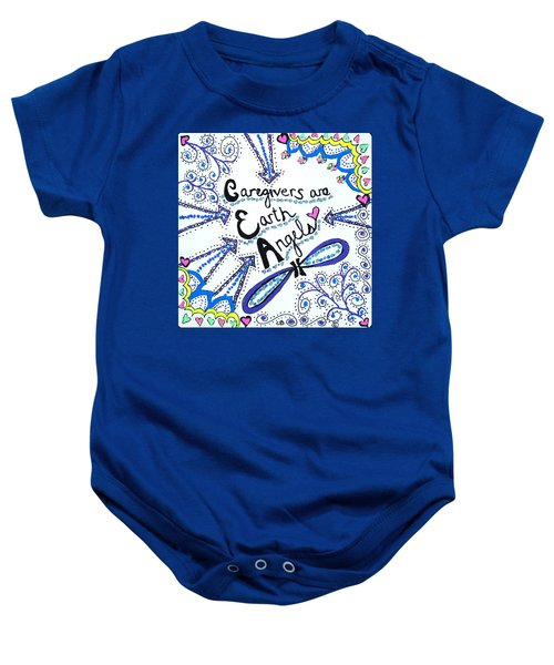 Earth Angel Baby Onesie