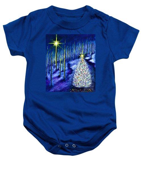 Enchanted Woods  Baby Onesie