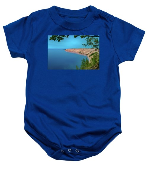 Eveing Light On Grand Sable Banks Baby Onesie