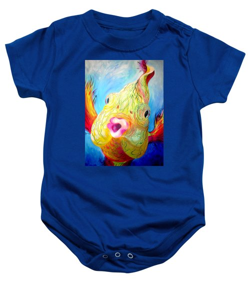 Fishy Baby Onesie