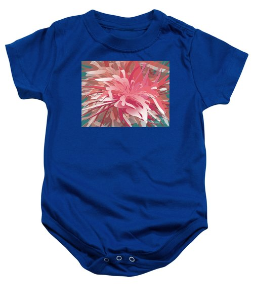 Floral Profusion Baby Onesie