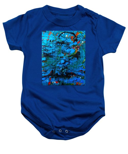 Forces Of Nature Baby Onesie
