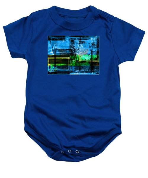 Framing Thoughts Baby Onesie