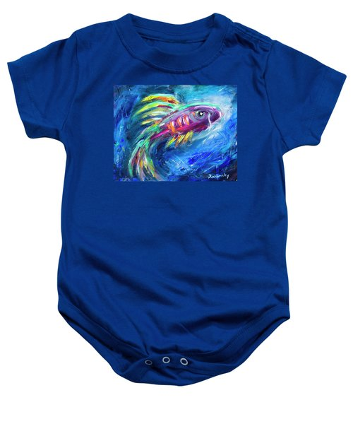 From The Deep Baby Onesie