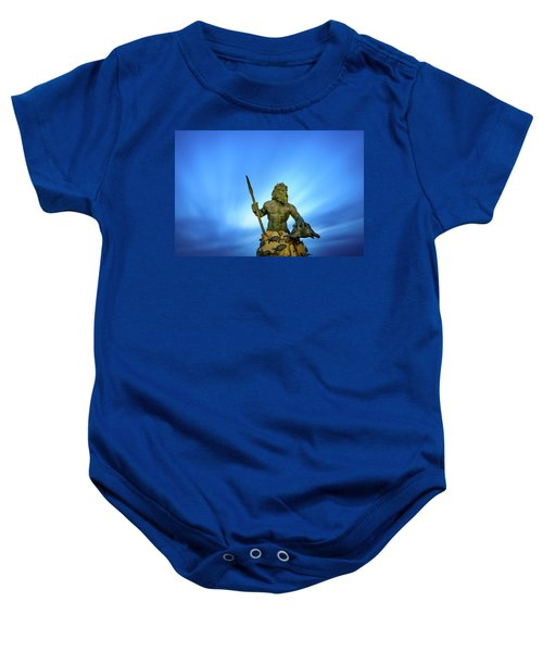 Gateway To The Sea Baby Onesie