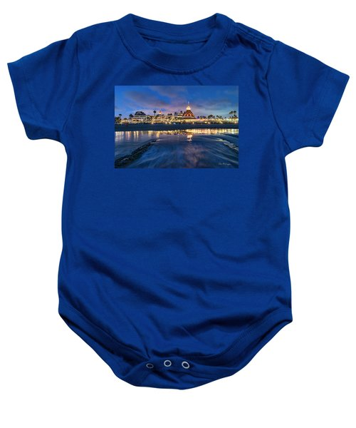 High Tide Baby Onesie