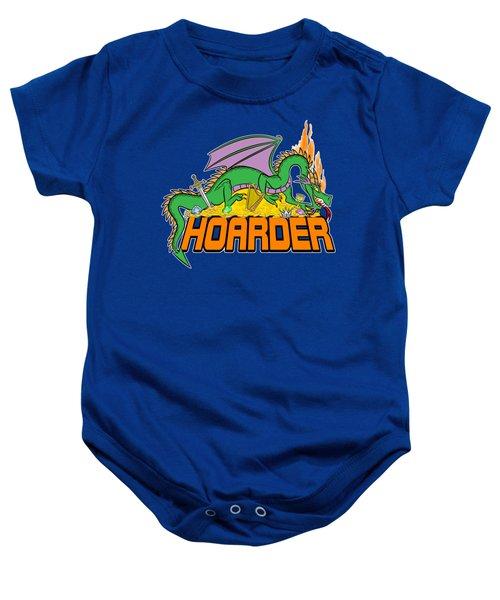 Hoarder Baby Onesie by J L Meadows