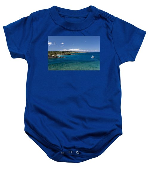 Honolua Bay Baby Onesie