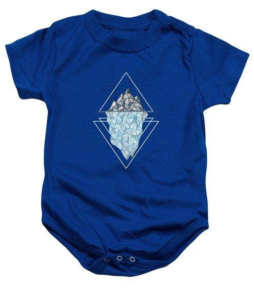Iceberg Baby Onesie