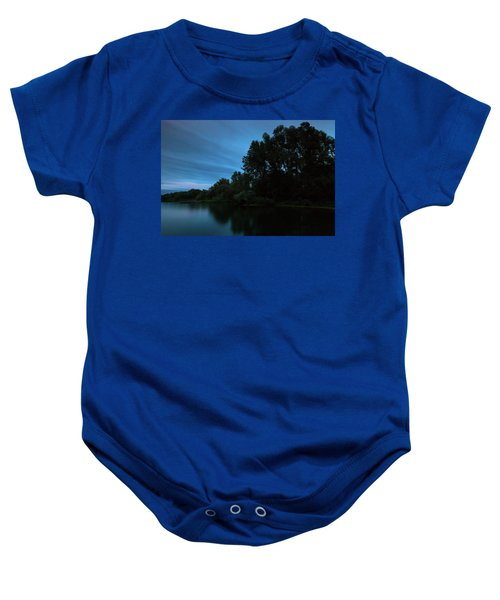 Into The Night Baby Onesie
