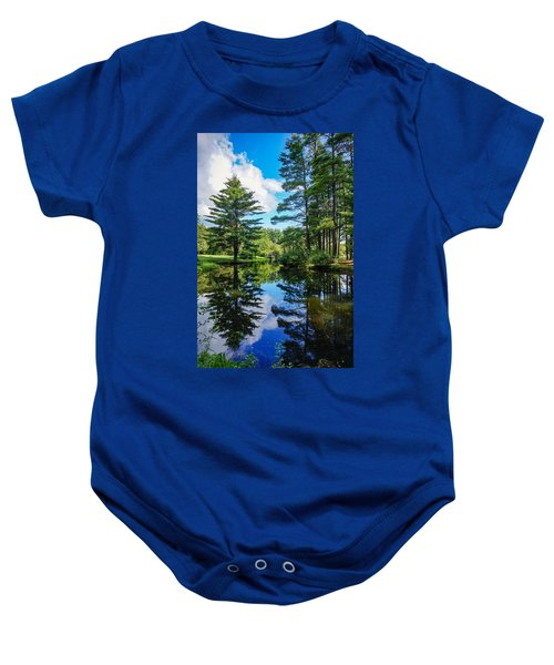 June Day At The Park Baby Onesie
