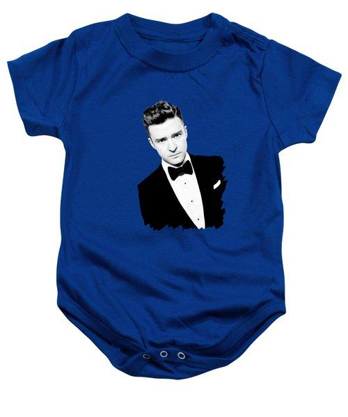 Justin Timberlake Baby Onesie