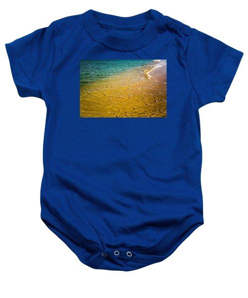 Kaanapali Beach Baby Onesie