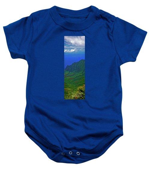 Kauai  Napali Coast State Wilderness Park Baby Onesie