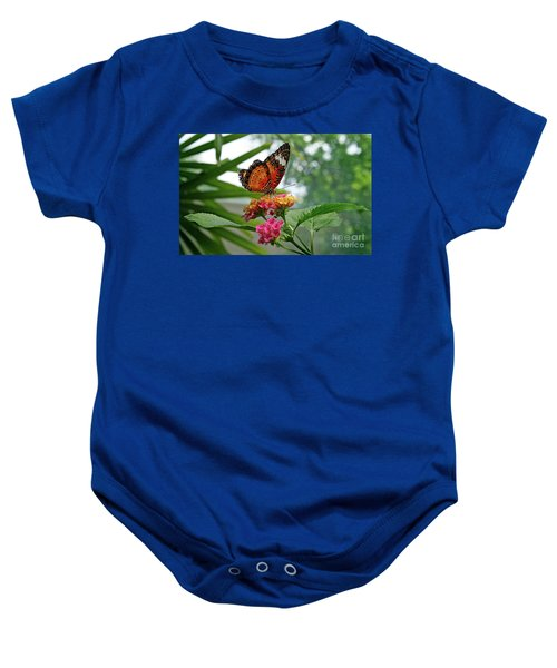 Lacewing Butterfly Baby Onesie