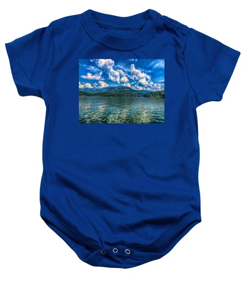 Lake Lure Beauty Baby Onesie