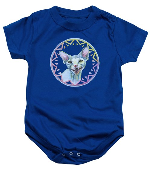 Lara Cat Baby Onesie