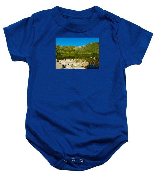 Lower Bells Canyon Reservoir Baby Onesie
