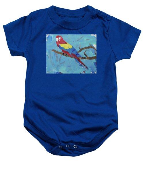 Macaw Baby Onesie
