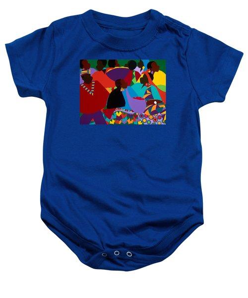Masekelas Marketplace Congo Baby Onesie