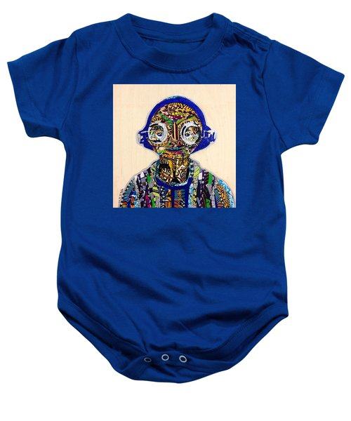Maz Kanata Star Wars Awakens Afrofuturist Colection Baby Onesie