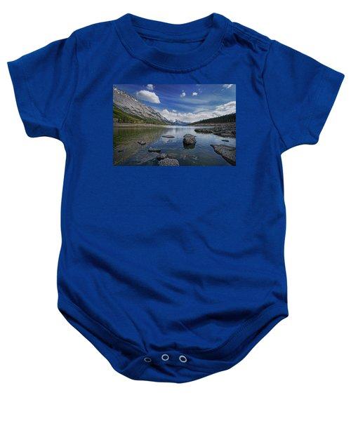 Medicine Lake, Jasper Baby Onesie