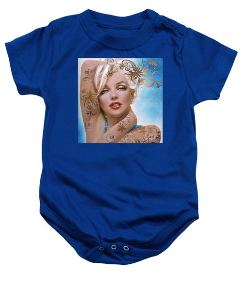 Mm 127 Deco Baby Onesie