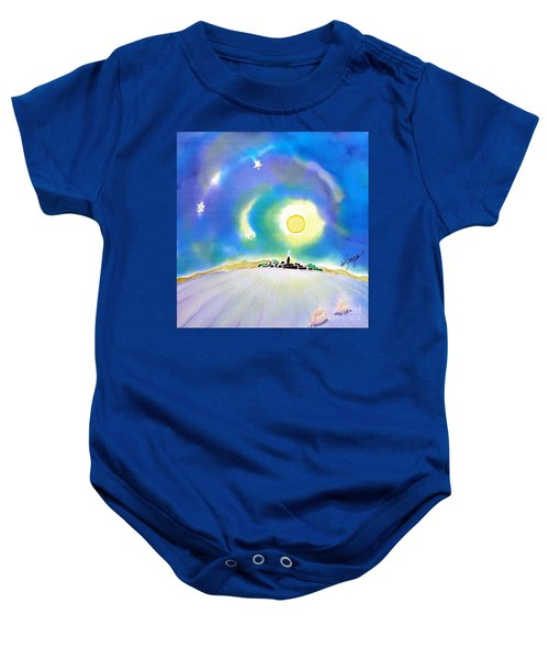 Moon Light Baby Onesie