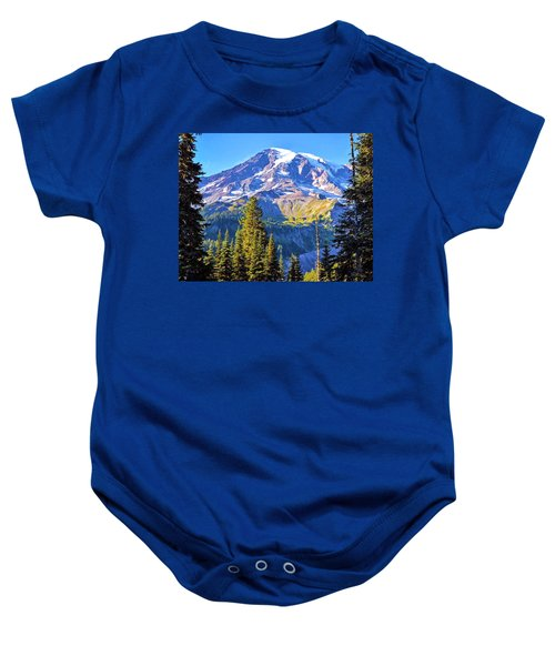Mountain Meets Sky Baby Onesie