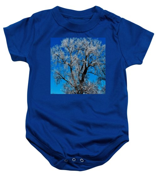 Natures Lace Baby Onesie