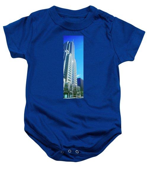 Nbc Tower Baby Onesie