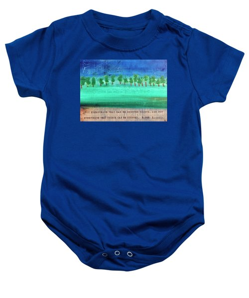 Not Everything Baby Onesie