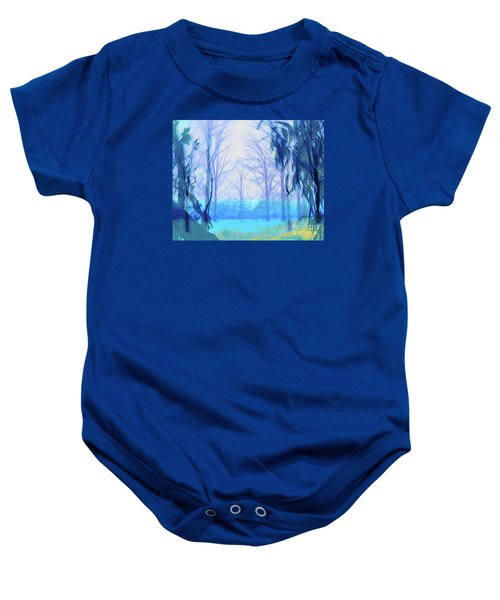 Oberlin Pacific Transition Baby Onesie