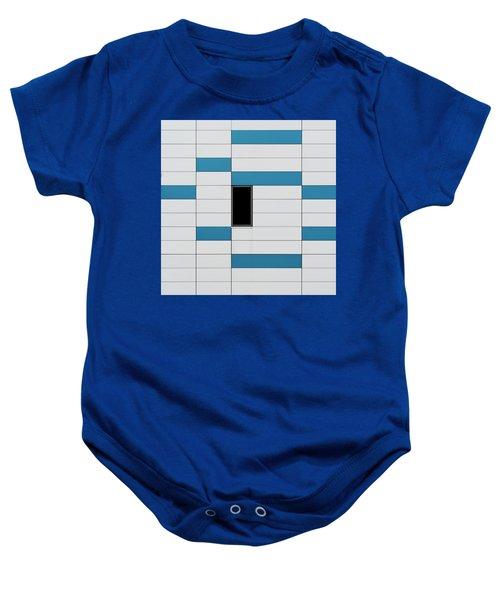 Ohio Windows 3 Baby Onesie